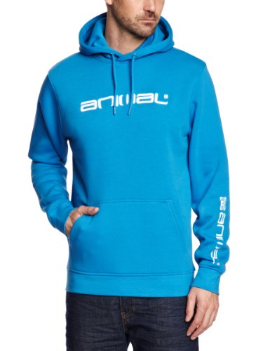 Animal Erwin Men's Sweatshirt Medium Blue Medium - CL3SC047-N34-M