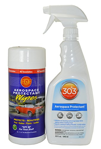 303 Aerospace Protectant 32 Oz Spray And 303 Aerospace Protectant Wipes Cheap Auto Parts Car