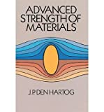 img - for [ { ADVANCED STRENGTH OF MATERIALS (DOVER BOOKS ON ENGINEERING) } ] by Den Hartog J P (AUTHOR) Jul-01-1987 [ Paperback ] book / textbook / text book