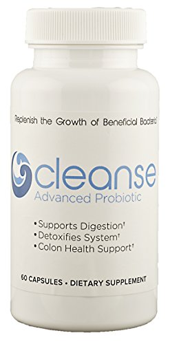 Cleanse: Probiotic Eliminates Toxins & Waste For Better Health - Colon Cleanse