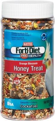 Cheap Kaytee Forti-Diet Pro Health Orange Blossom Honey Treat for Cockatiel — 9.5 oz (B002UJ0PPO)