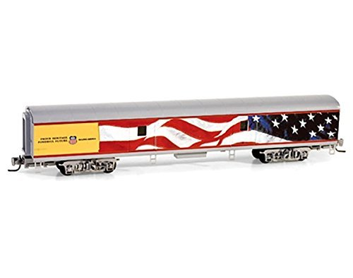microtrains-z-union-pacific-smoothside-passenger-car-up-heritage-baggage-car-by-micro-trains-line-mt