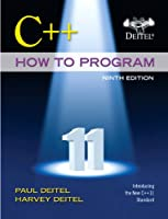 C++ How to Program (Early Objects Version) (9th Edition)