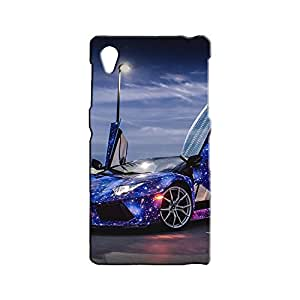 G-STAR Designer 3D Printed Back case cover for Sony Xperia Z1 - G1784