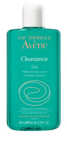 Avene Eau Thermale Cleanance Soapless Gel Cleanser