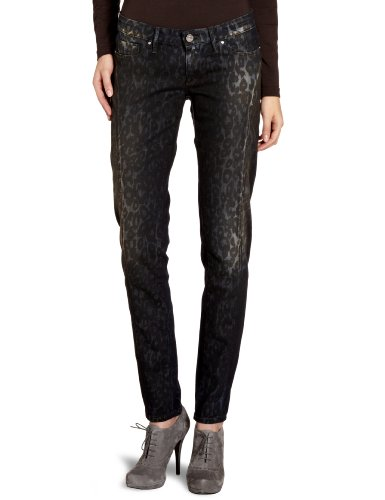 Energie - Jeans, Donna, Nero (Black), 42/44 IT (29W/30L)
