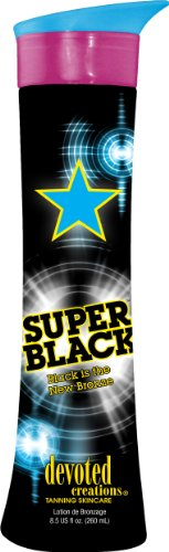 Devoted Creations SUPER BLACK XXX Bronzer - 8.5 oz. by Devot