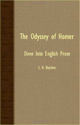 The Odyssey of Homer - Done Into English Prose