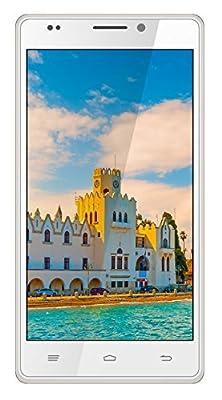 Intex Aqua Power HD (White-Gold)