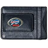 NFL Buffalo Bills Leather Money Clip & Card Holder