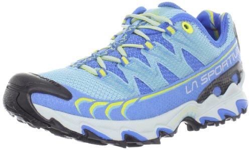 La Sportiva Women's Ultra Raptor Running Shoe,Light Blue,38.5 EU/7.5 M US
