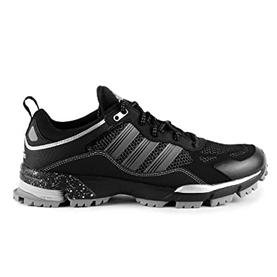Adidas Response TR ReRun Shoes - Black/Neo Iron/Metal Silver (Mens) - 8.5