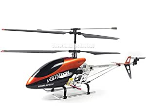 "Double Horse 26"" 3.5 Channel Outdoor Metal Gyro Remote Control Helicopter"