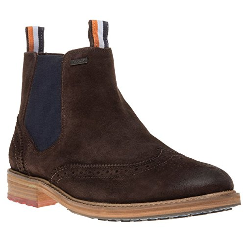 SUPERDRY BOTIN MF2001SN-CKB BROWN 42 Marrone