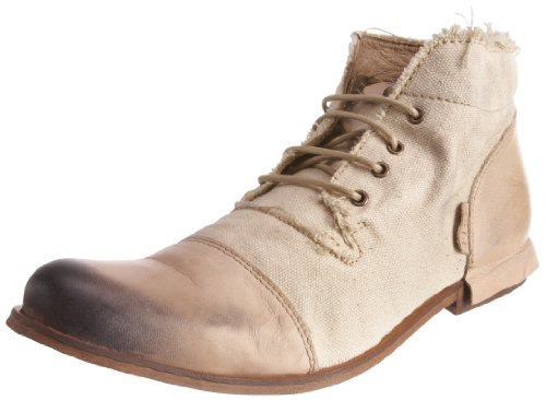 Five By Rio Ferdinand Men's Benny Sand Lace Up Boot RFSS1141B 10 UK
