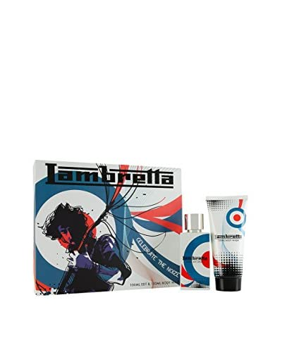 Lambretta Eau de Toilette Herren 2 tlg. Set Celebrate The Noize