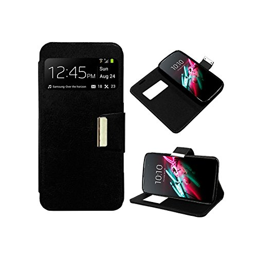 funda-flip-cover-premium-color-negro-para-alcatel-pixi-4-50-3g