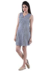 aarr Midi Dress For Women's