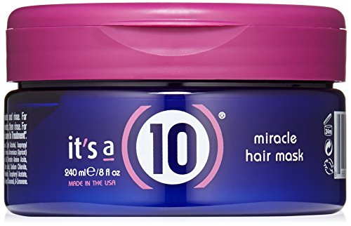 It's A 10 Miracle Hair Mask , 8-Ounces Jars