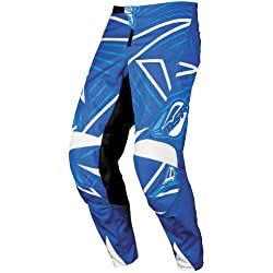 MSR Racing Axxis Youth Boys Dirt Bike Motorcycle Pants - Blue / Size 22