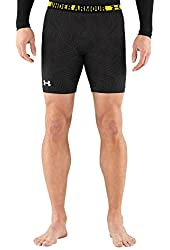 Under Armour Men's HeatGear® Sonic Printed Compression Shorts