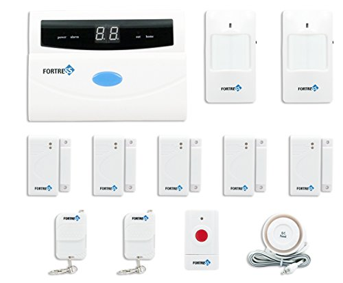 Fortress Security Store (TM) S02-A Wireless Home and Business Security