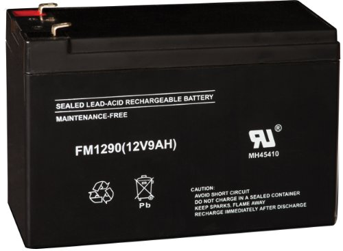 MarCum Replacement Battery (12-Volt 9-Amp) primary