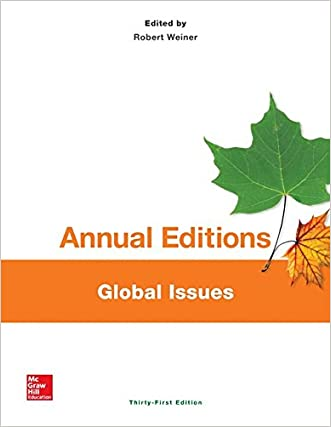 Annual Editions: Global Issues, 31/e