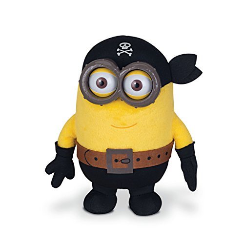 Minions Deluxe Buddies - Eye, Matie Minion