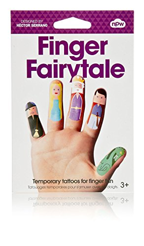 Finger Fairytale - 1