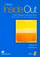 New Inside Out: Workbook Pack Without Key: Beginner