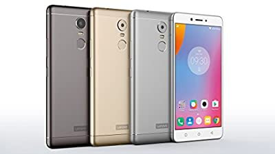 Lenovo K6 Note 4GB Ram Gold