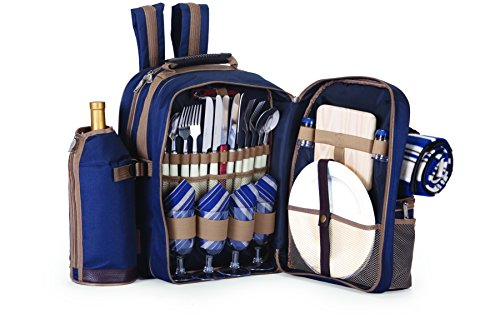 picnic-plus-tremont-4-person-picnic-backpack-with-waterproof-blanket