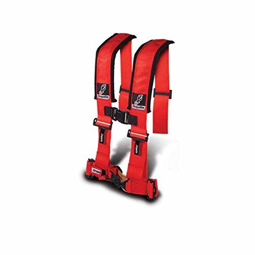 Can Am, Polaris, Kawasaki Utv Dragonfire Racing Harness Restraint (Red) #520922