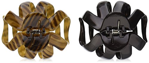 Scunci No-slip Grip Octopus Clip, 2  Count (Jaw Clips For Women compare prices)