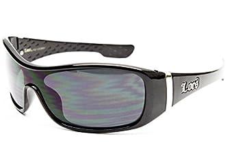 Kd30 Kids Locs Boys Child (3-7yr) Gangster Biker Sunglasses (65 Black, black)