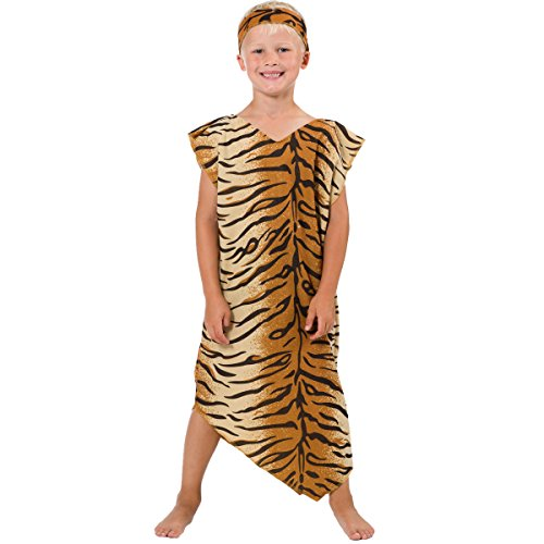 Caveman or Cavegirl Costume for Kids