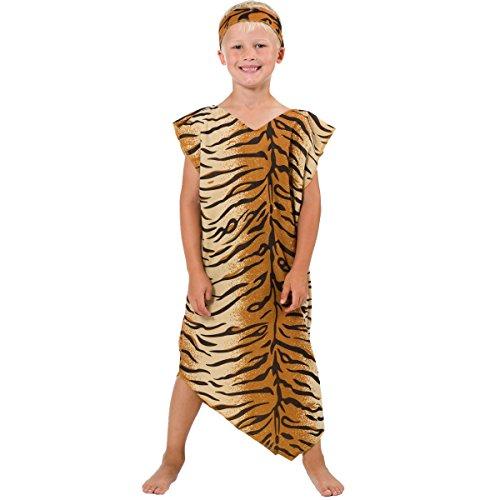 Caveman or Cavegirl Costume for Kids