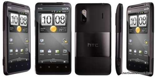 Sprint HTC EVO Design Android 4G Phone *NO CONTRACT*
