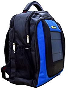 Premium Solar Panel converts light into Electricity, and charges Mobile directly as well as Power Banks Can charge phones, bluetooth device, mp3 player or USB-chargeable bike lights Light-weight bags for the daily use with Laptop compartment....