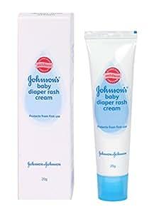 Johnson's Diaper Rash Cream