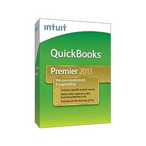 Quickbooks Premier 2013