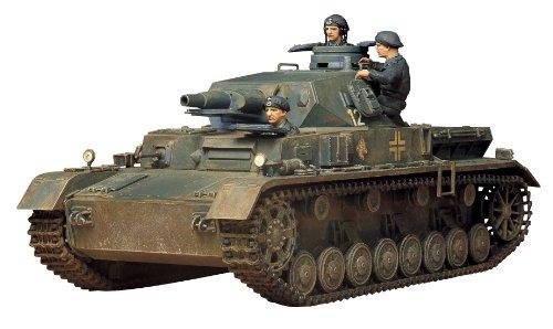 1/35 ミリタリーミニチュアシリーズ No.96 ドイツ IV号戦車 D型 35096