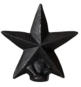 Toland Home Garden 458112 Garden Flag Stand Topper, Star (Discontinued by Manufacturer)
