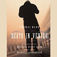 Death in Venice: A New Translation by Michael Henry Heim (       UNABRIDGED) by Thomas Mann Narrated by Simon Callow