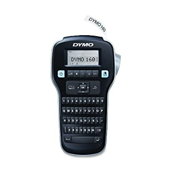 DYMO delivers a convenient, affordable and hassle free alternative to sheet fed labels. With a QWERTY display and easy to use menu and formatting keys the 1 LM 160 makes labeling easy and gets the job done fast.