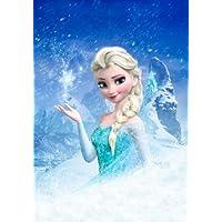 ポスター A4 パターンEX アナと雪の女王 光沢プリント
