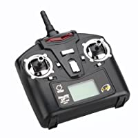 V911 --transmitter RTF V911 4CH 4 Channel 2.4GHz Single Blade RC Radio Control Helicopter with Gyro part by WLtoys