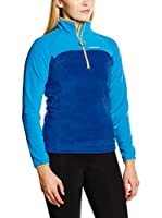 Craghoppers Forro Polar Duke of Edinburgh Ionic II Half Zip (Azul)