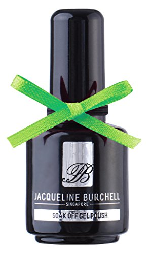 ジャクリーンバーチェル ジェルポリッシュカラーグリーン系#1 SG001 ラメ入りクリアグリーン